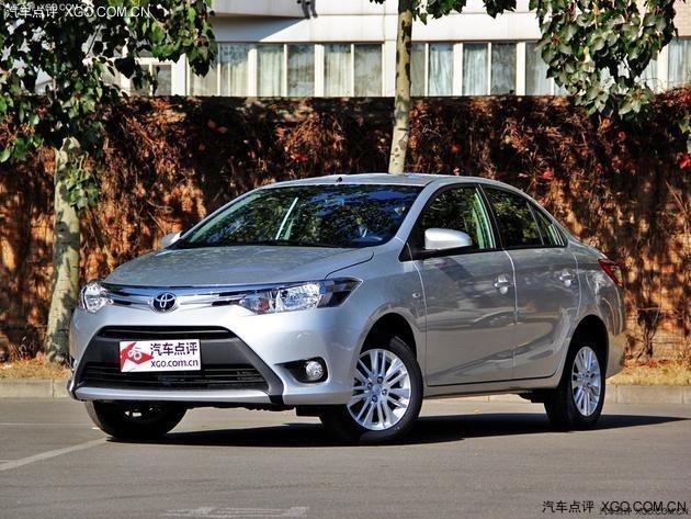 丰田威驰优惠1.35万元 无现车需预定高清图片
