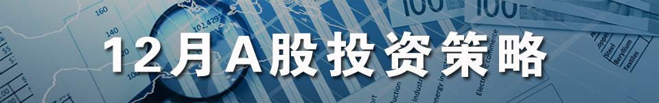 2015年12月投资策略报告
