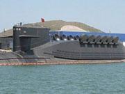 中国派出四艘战略核潜艇巡逻