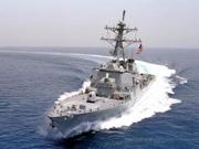 中方再回应美军舰擅闯西沙