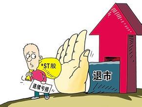 "ST博元因""撒谎""退市 垃圾股炒作亮红灯"
