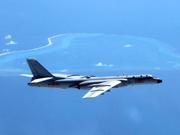 中国空军赴南海常态化战斗巡航