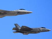 F-22和F-35介入亚太冲突将遭遇中国挑战