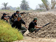 下月将对IS控制军事重镇发动总攻