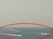 伊朗军舰抵近美国军舰:迫使后者改道
