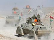 """美国军方:""""伊斯兰国""""头目开始逃离摩苏尔"""